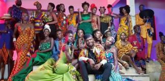 Fuse ODG - New African Girl (Feat. Kuami Eugene & KiDi) (Official Video)
