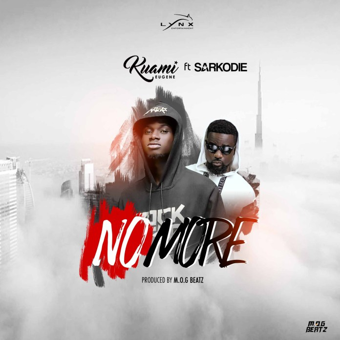 Kuami Eugene - No More (Feat. Sarkodie) (Prod. by MOG Beatz) (GhanaNdwom.com)