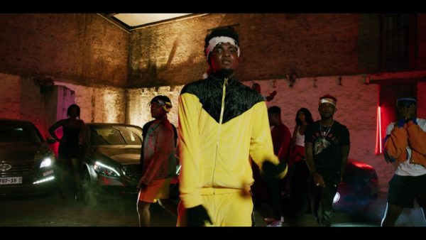 Kwesi Arthur – African Girl (Feat. Shatta Wale) (Official Video)