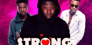 Dj Bridash - Strong Bond (Feat Yaw Berk X King Maaga) (Prod. By Samsney)