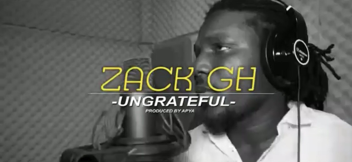 Image result for Zack Gh - Ungrateful