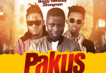 Jay Baba - Pakus (feat Strongman & Boggy Wenzday)