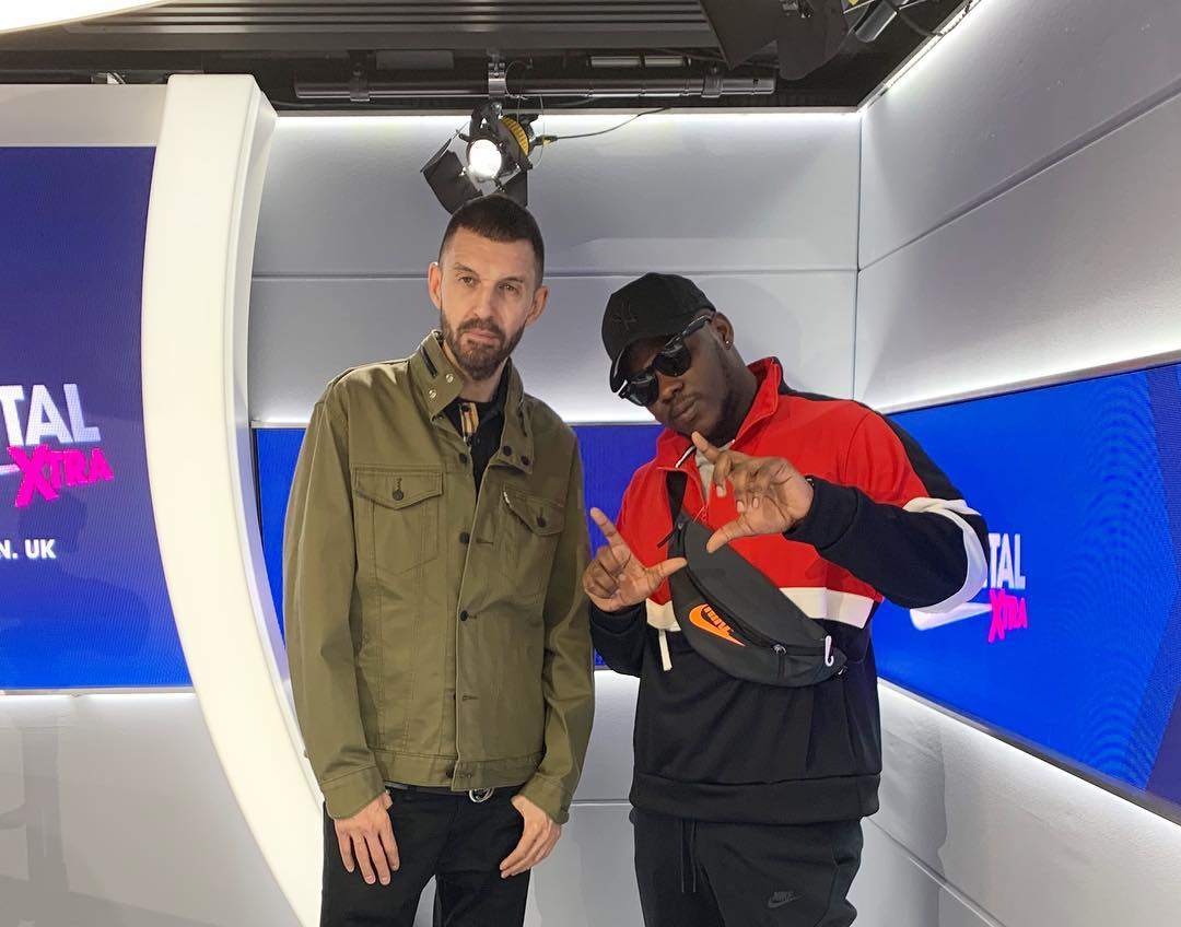 WATCH: Medikal Freestyle With Tim Westwood