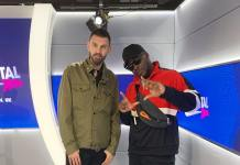 Medikal and Tim Westwood