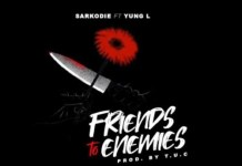 Sarkodie - Friends To Enemies (feat. Yung L)