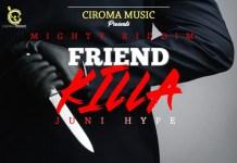 Juni Hype - Friend Killa (Mighty Riddim) (Prod. by Brainy Beatz)