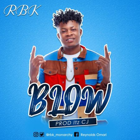 RBK - Blow (Prod by itzCJ Made it)
