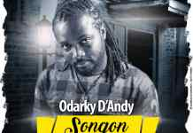 Andy Odarky - SongOn (Prod By Apya)