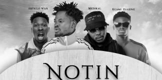 Fameye – Nothing I Get (Remix) (feat Article Wan, Kuami Eugene & Medikal)