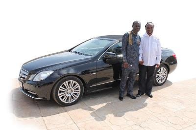Prophet Kobi and Daddy Lumba