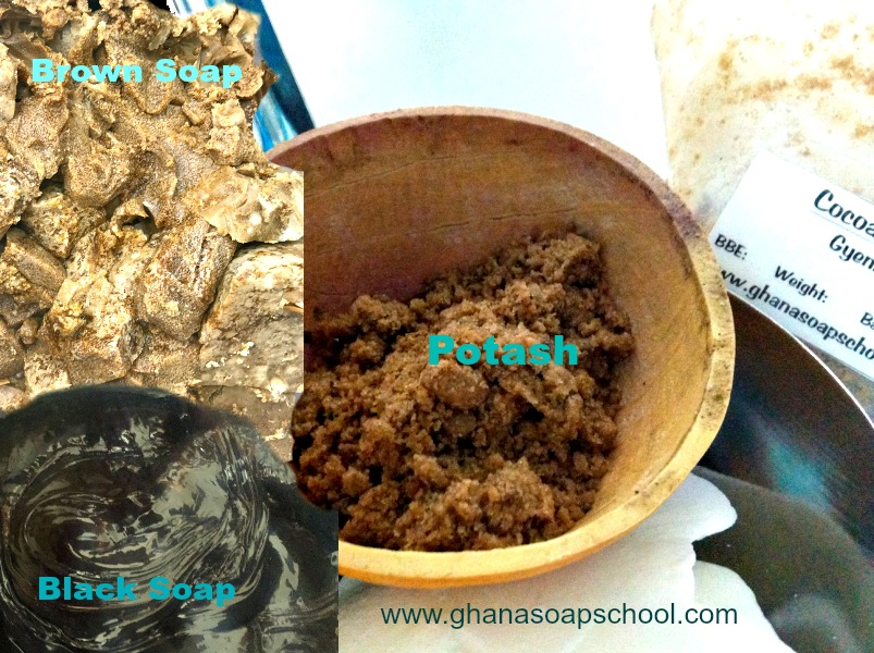 HOW AFRICAN BLACK SOAP IS MADE