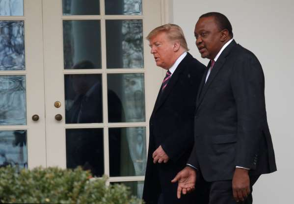 US tells Kenya to publicly support Israel or forget free trade deal -  ghanawaves