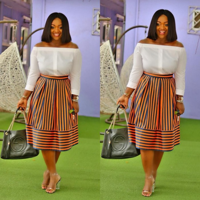 7 Curvy Ghanaian Celebrities Who Totally Rocked African ...