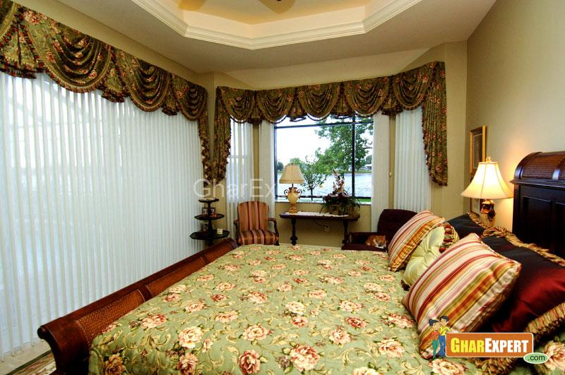 The Bedroom Curtains Ideas