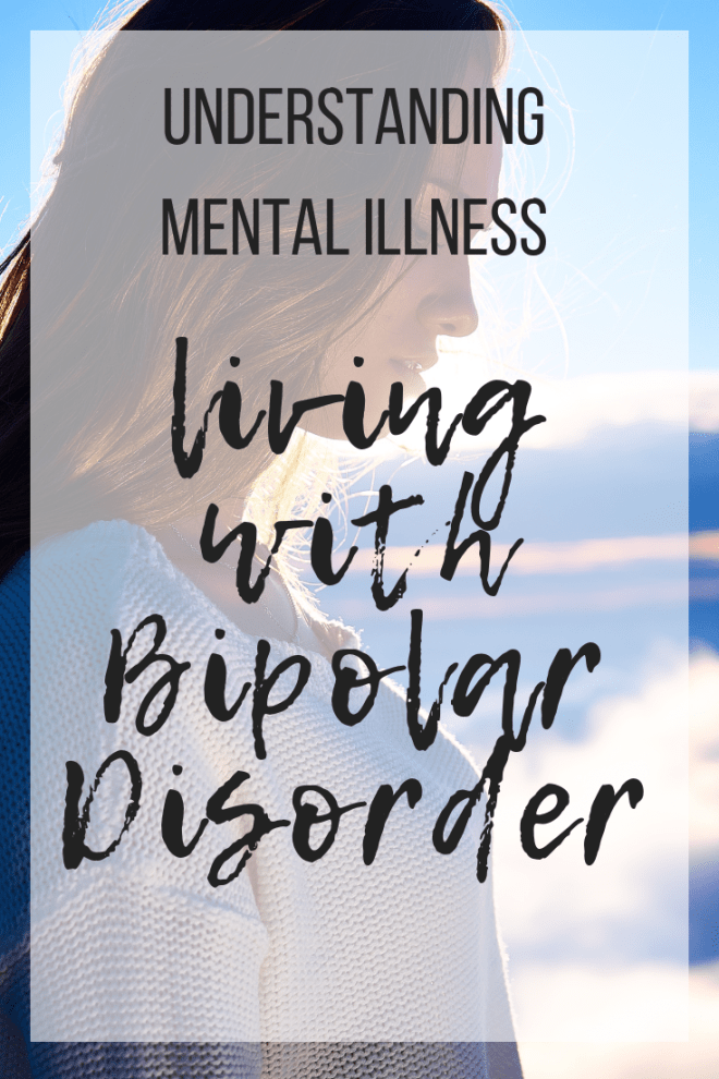 Understanding bipolar disorder including symptoms, treatments, and coping with mental illness #bipolardisorder #mentalhealth #mentalillness