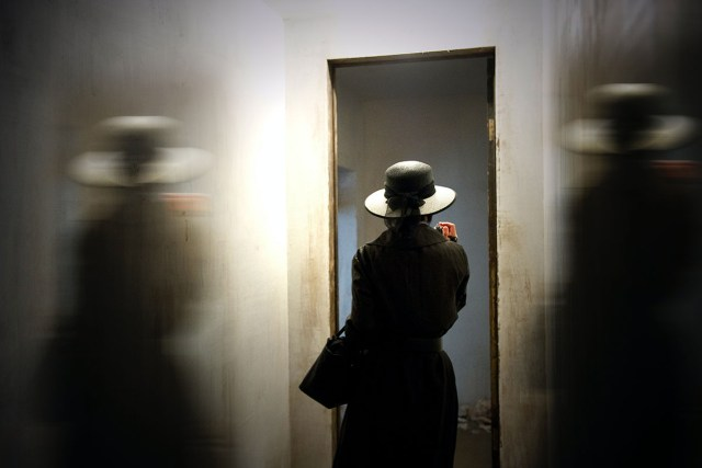 what to do if your house is haunted