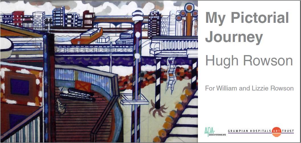 My Pictorial Journey | Hugh Rowson