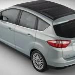 Ford reveals solar-powered car