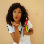 I WILL PLUNGE A HOT KISS ON THE LIPS OF THE FIRST BLACK STAR PLAYER TO SCORE-  NIKKI SAMMONAS
