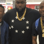 SAY WHAT? WIZKID AND DAVIDO DISSES EACH OTHER, AND DAVIDO CALLS HIM THE P WORD