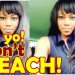 Yvonne Nelson Finally Figures out Why You Think She Bleaches!