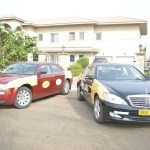 Enjoy The Luxury! Chryslers And Mercedes Benzs Converted Into Taxis