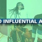 The Top 10 Most Influential Artists In 2014