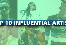 top-ten-influential-artists-2014