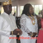 EXCLUSIVE Photos From Gifty Anti And Nana Ansah Kwao's Blessing Ceremony In Church