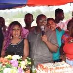 Photos: Afia Schwarzenegger Celebrates Birthday With Orphans In Nsawam