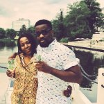 PHOTOS: Sarkodie Takes A Day Out With Girlfriend And Mother-In-Law To-Be.