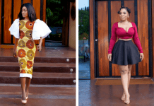Moesha Budong Still Friends With Nana Akua Even After She's Alleged To Have Said Moesha Sleeps With Men For Money As Revealed By Bibi?