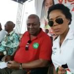Mzbel Breaks Her Silence After Nana's Win & Pours Praises On Mahama–She Still Didn't Congratulate President Nana?