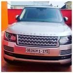 Hmmm Pastoral Job Really Pays: Angel Obinim Buys Range Rover Not Less Than $168,900