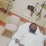 Let's Pray! Sonnie Badu Hospitalized In Australia