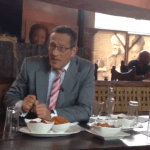 Video: CNN's Richard Quest Wades Into The Ghana vs Nigeria Jollof War