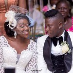 Wife of Stonebwoy 'heavily' Pregnant After 24 Days of Wedding
