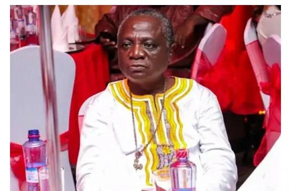 Nana Ampadu dead
