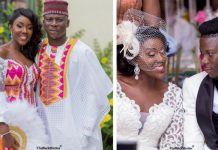 stonebwoy wedding pictures