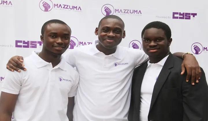 Mazzuma founders