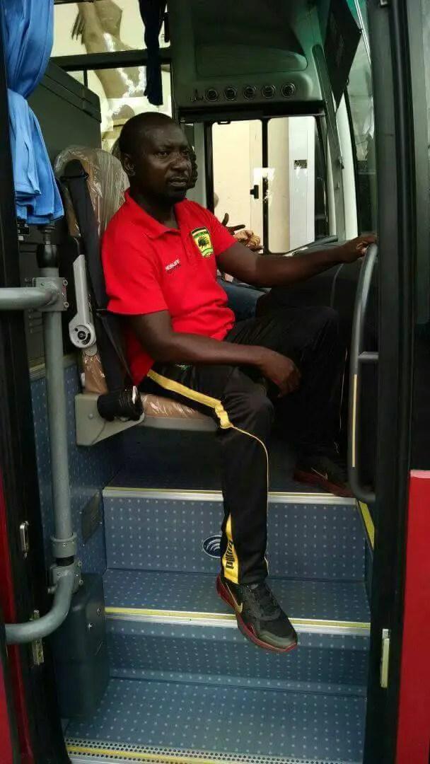 Thomas Obeng - Equipment Officer (RIP)