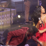 Watch: Shatta Wale & Shatta Michy Performing 'Low Tempo' At Becca At 10 Concert