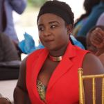 Young Actress Maame Serwaa Just Lost Her Mom