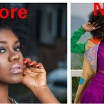 Reloaded: Becca Fires Back At Critics Over Her Skin Toning Saying Ghanaians Should Expect More of Her
