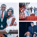 Photos: Dag-Heward Mills's Second Born, Pastor Joshua Gets Married To The Love Of His Life Who's Also A Doctor & A Princess