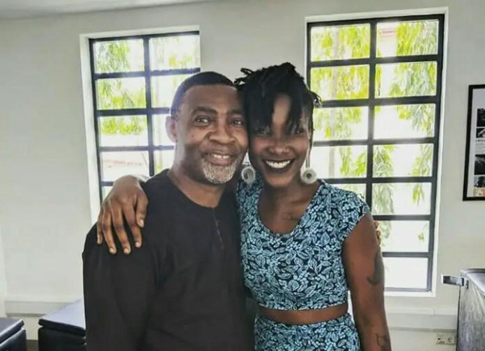 Dr. Lawrence Tetteh x Ebony