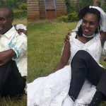 Deaf Couple Who Dated Through SMS Just Got Married (Photo)