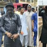 A Muslim Who Dressed Like Anas To Celebrate Eid Mubarak Hits The Internet (+ Photos)