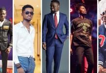 2018 ghana music awards uk nominees