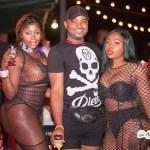 Slay Queen Causes 'Confusion' In This Slutty Dress At D-Black's Event Inside Aqua Safari (+Photos)